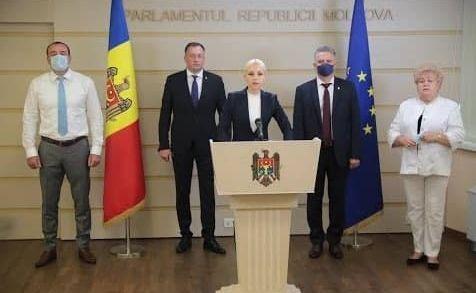 В парламенте Молдавии левые в меньшинстве: экс-партнеры поддержали власть —  EADaily, 30 июля 2021 — Новости политики, Новости Европы