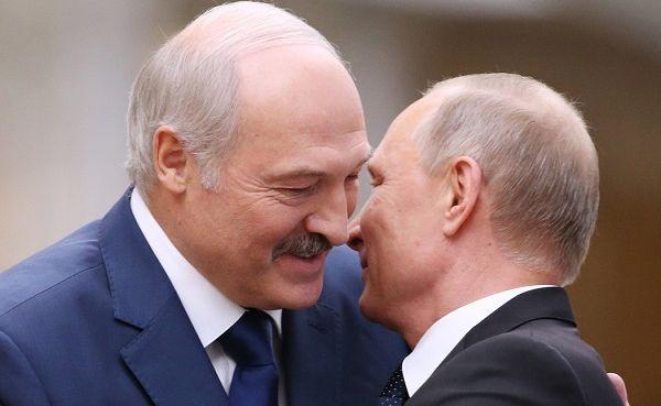 Кремль неверит впобеду оппозиции над Лукашенко— Bloomberg