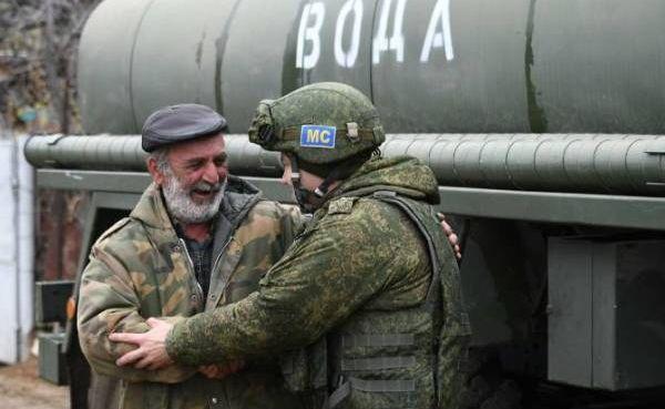 Российские миротворцы в Карабахе: от доставки воды до разминирования дорог  — EADaily, 23 ноября 2020 — Новости политики, Новости России