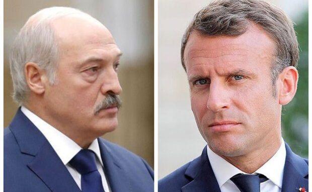 Лукашенко посоветовал «незрелому» Макрону заняться Францией