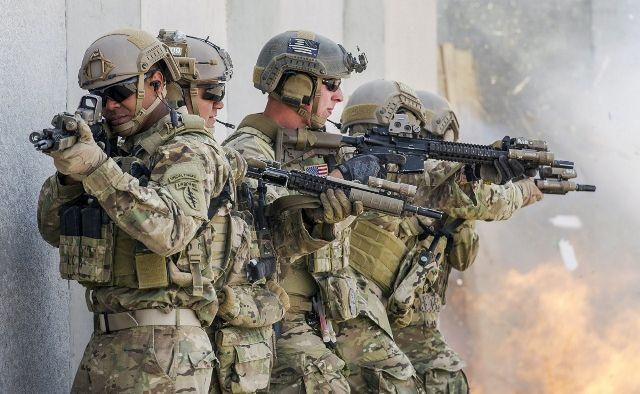 Вместо дипломатов: Силы спецназа США развернуты в 150 странах мира —  Новости политики, Новости России — EADaily