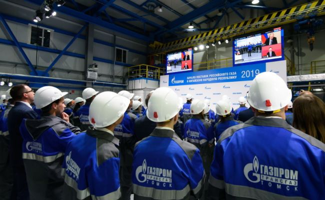 Китай распробовал российский газ