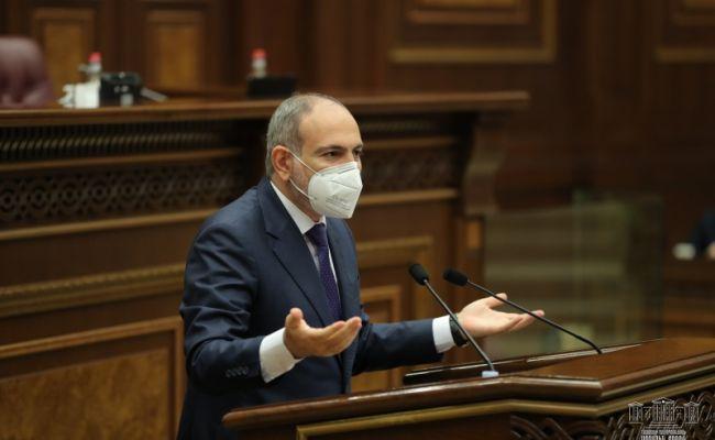 Ереван рассматривает вопрос опризнании независимости Нагорного Карабаха