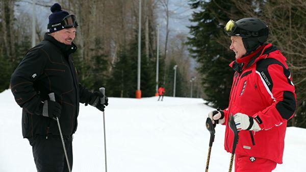 Путин и Лукашенко в Сочи: бег на месте продолжается — Новости политики,  Новости России — EADaily