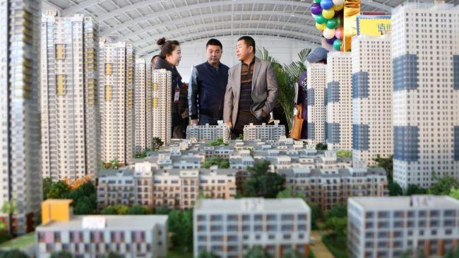 Китай борется с квартирным «пузырем», поощряя аренду жилья