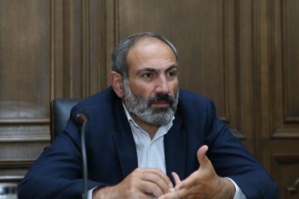 7248f6872249b9179a8345e7a3ed3 Пашинян призвал прекратить распри, чтобы Азербайджан непотирал руки