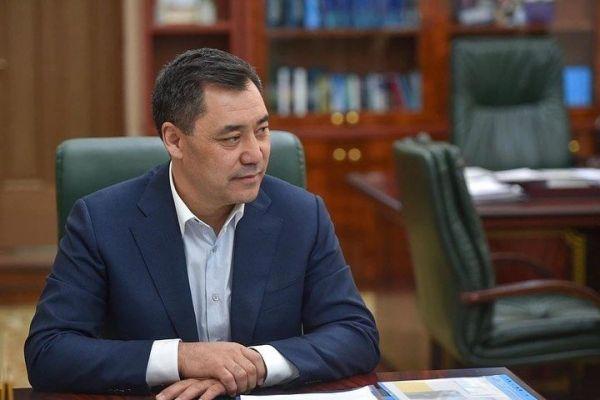 7d8f8baa70226581b449c127deac9 Садыр Жапаров: Русский должен оставаться официальным языком вКиргизии