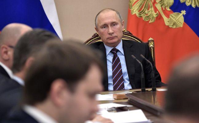 Правительство России решилo все стоявшие перед экономикой вопросы— Путин: EADaily