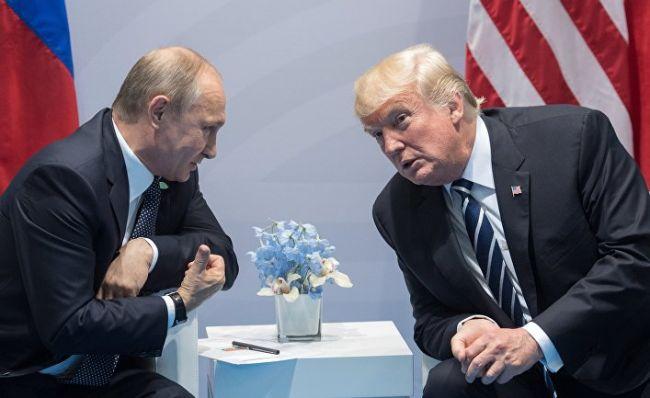 В США сообщили о секретном разговоре Путина с Трампом в Аргентине