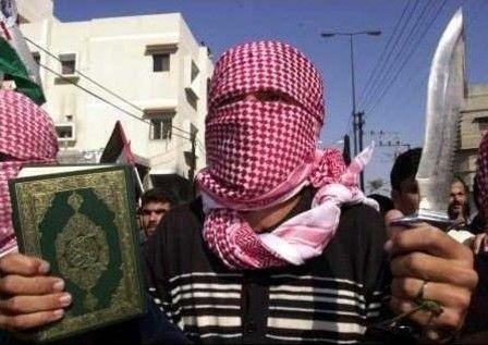 Image result for араб террорист с ножом