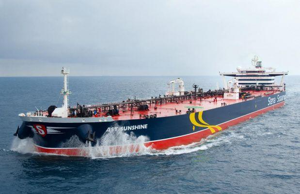 В Китае начали переработку первой партии американской нефти