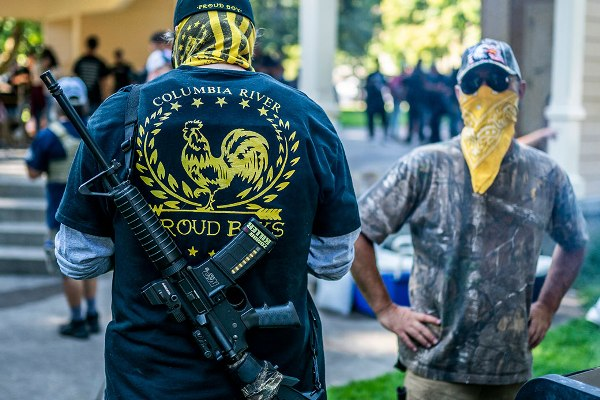 96c8fcd9bcfa1ebd17245d51f9c93 Пентагон заявил онулевой толерантности кправым экстремистам всвоих рядах