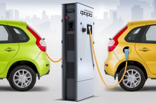 В Японии число электрозаправок на 5 тыс. превысило количество бензиновых