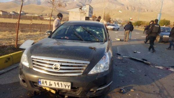 07feefeabe872bfc8ca34e7b5fa8b Под Тегераном убит «куратор» иранской ядерной программы: Быть конфронтации
