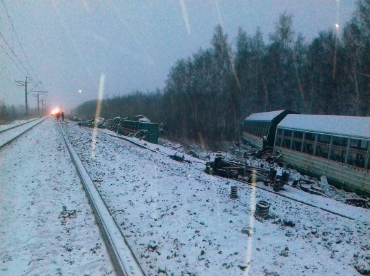 Из-за неисправного вагона Эстонии грозит многомиллионный иск отРоссии: EADaily