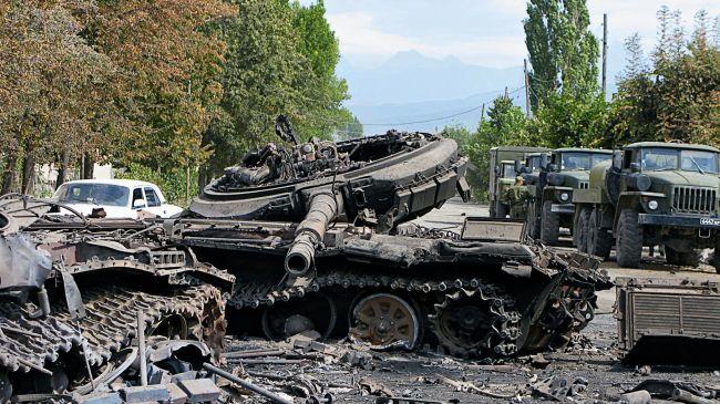 Саакашвили «следует повесить»— эксперт обитогах «августовской войны»