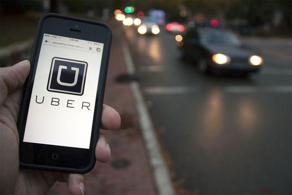 Эрдоган объявил о запрете Uber в Турции