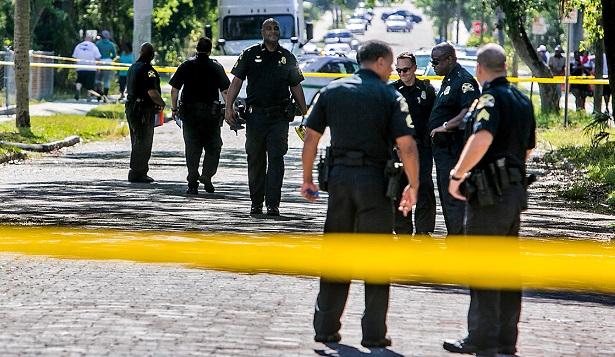 Во Флориде преступник убил всех взятых в заложники маленьких детей