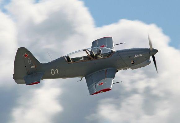 459c46b9fbdbd37526bf8faa19603 Минобороны России проводит испытаниях двух перспективных учебных самолетов