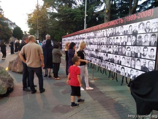 Непомнить— значит умереть! —президент Южной Осетии обавгустовской войне