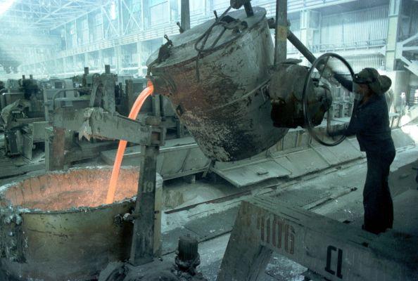 Таджикистан увеличивает выпуск алюминия на фоне повышения мировых цен