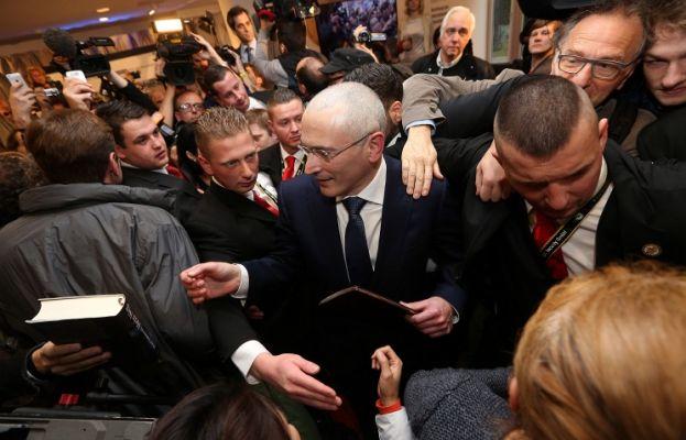 Михаил Ходорковский объявлен в розыск по линии Интерпола