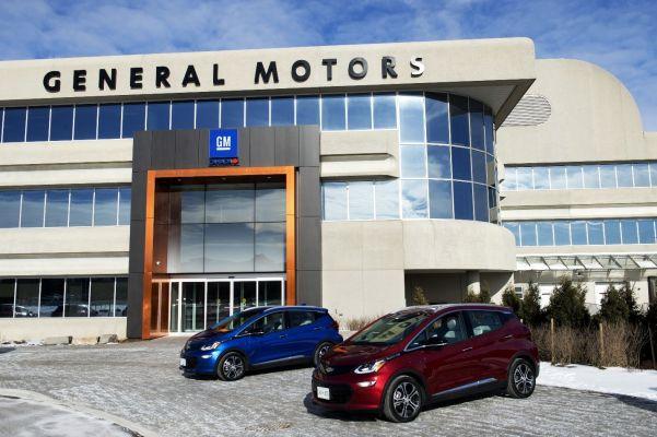 Компания General Motors может закрыть пять заводов в США и Канаде