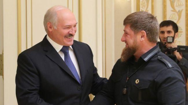 Глава Чечни призвал белорусов поддержать Лукашенко