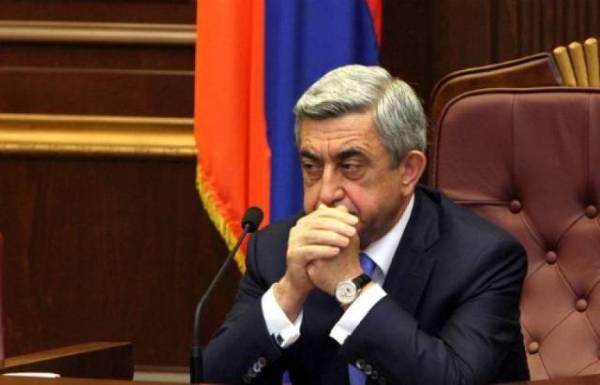 В числе лиц, причастных к отчуждению имущества бизнесмена без его ведома, был указан также Серж Саргсян - СК