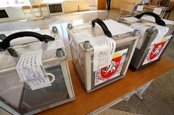 Евросоюз не собирается признавать легитимность проведенных в Крыму выборов в Госдуму России, а также избранных на полуострове депутатов, заявил РИА Новости представитель ЕС.