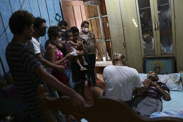 Бразилия побила антирекорд почислу новых случаев коронавируса засутки