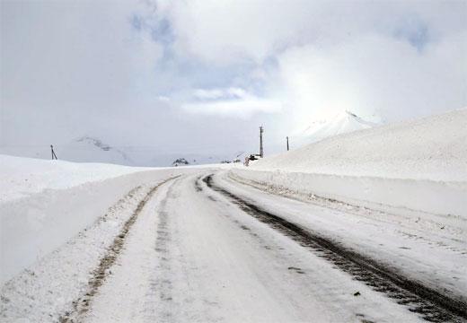 Автодорога Степанцминда – Ларс открыта для всех видов транспортных средств