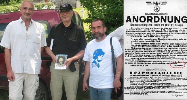 «Вот, этот фашизм»: сын группенфюрера СС приехал на Украину обелять отца