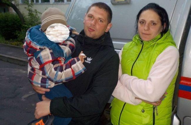 В Белоруссии нашли малыша, который потерялся накануне вечером