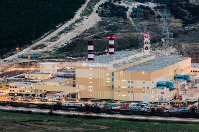 На энергонезависимость Крыма от Украины Россия потратила $ 2,9 млрд