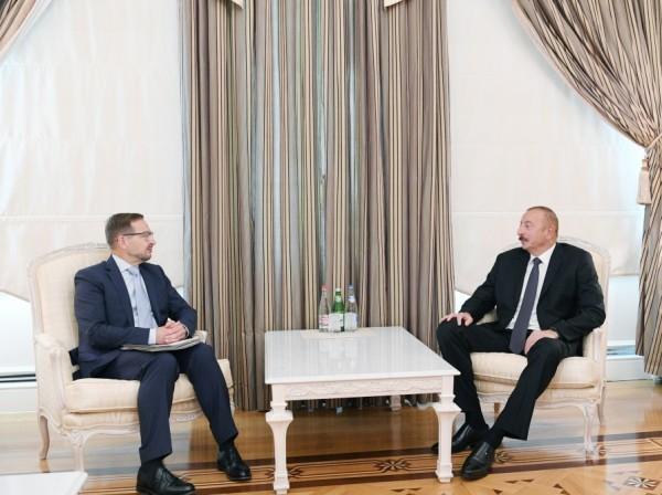 Алиев отреагировал на заявления Пашиняна