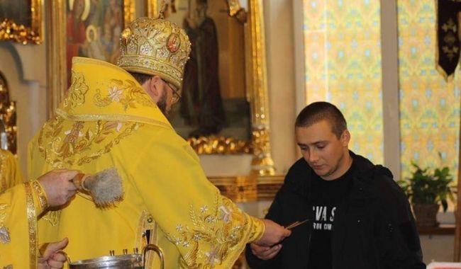 Украинская православная церковь Киевского патриархата раздаёт награды