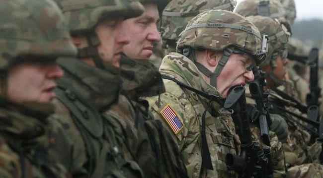 На учениях НАТО американские солдаты подрались с «польскими свиньями»