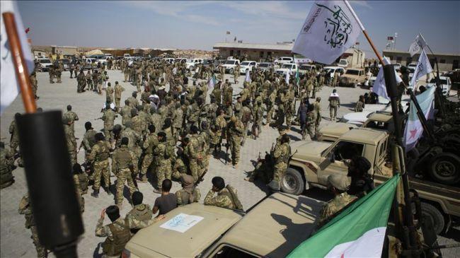 Боевик «Ахрар аль-Шам»: «Нехочу вАзербайджан, номне нужны деньги»