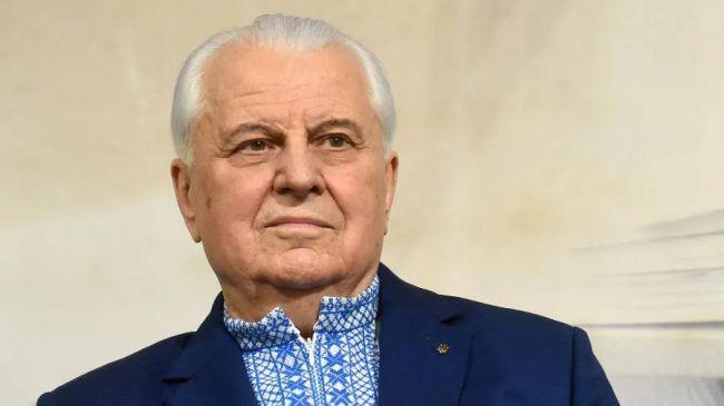 В «Нацкорпусе» объявили Леонида Кравчука врагом Украины