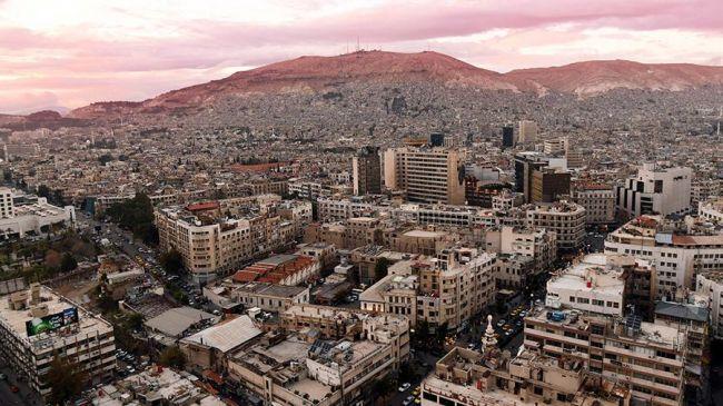 СМИ: Израиль вновь атаковал окрестности Дамаска
