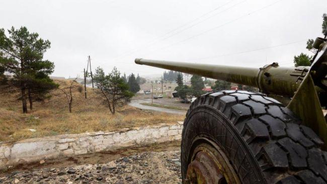 Ереван: ВСКарабаха захватили более десятка единиц бронетехники
