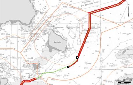 Дания обязала застраховать эксплуатацию «Северного потока— 2»