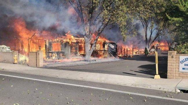 Страна вогне: вСША лесные пожары унесли 36 жизней