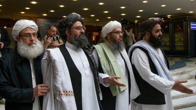 ВТегеране проходит встреча между талибами иафганскими властями